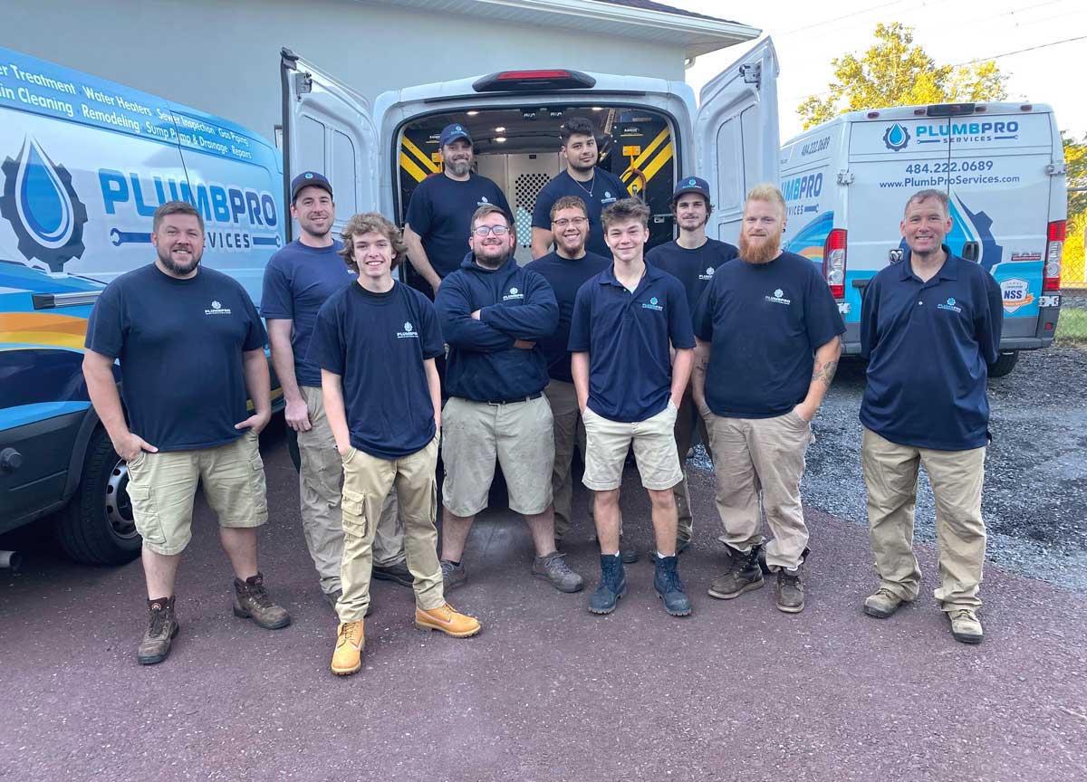 plumber ambler, ambler plumbing company, ambler water heater repair